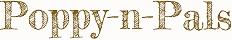 poppy n pals logo